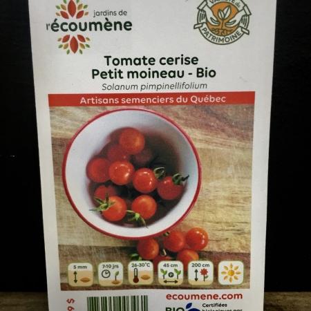 Écoumène - Tomate Petit moineau - Bio (35 semences)