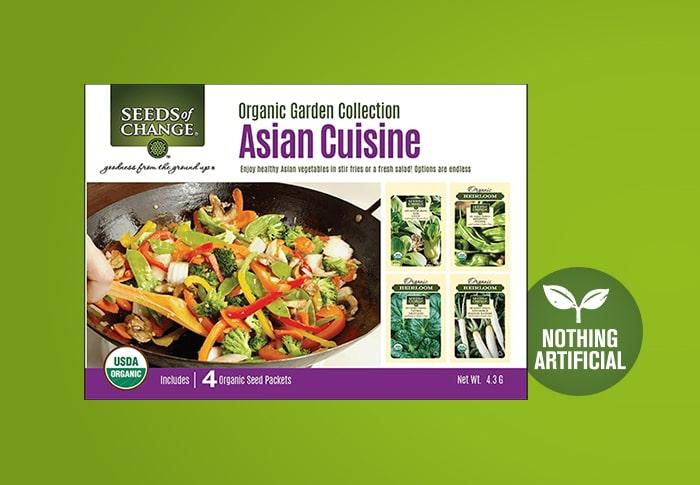 SOC Cuisine Asiatique Collection BIO