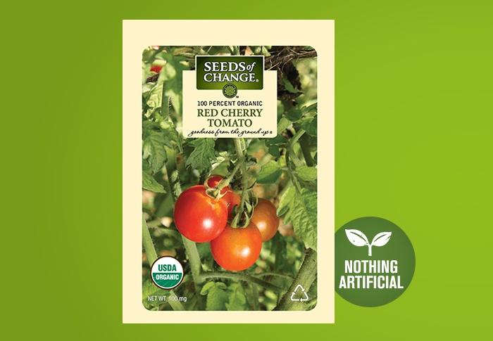 SOC Tomate Red Cherry BIO